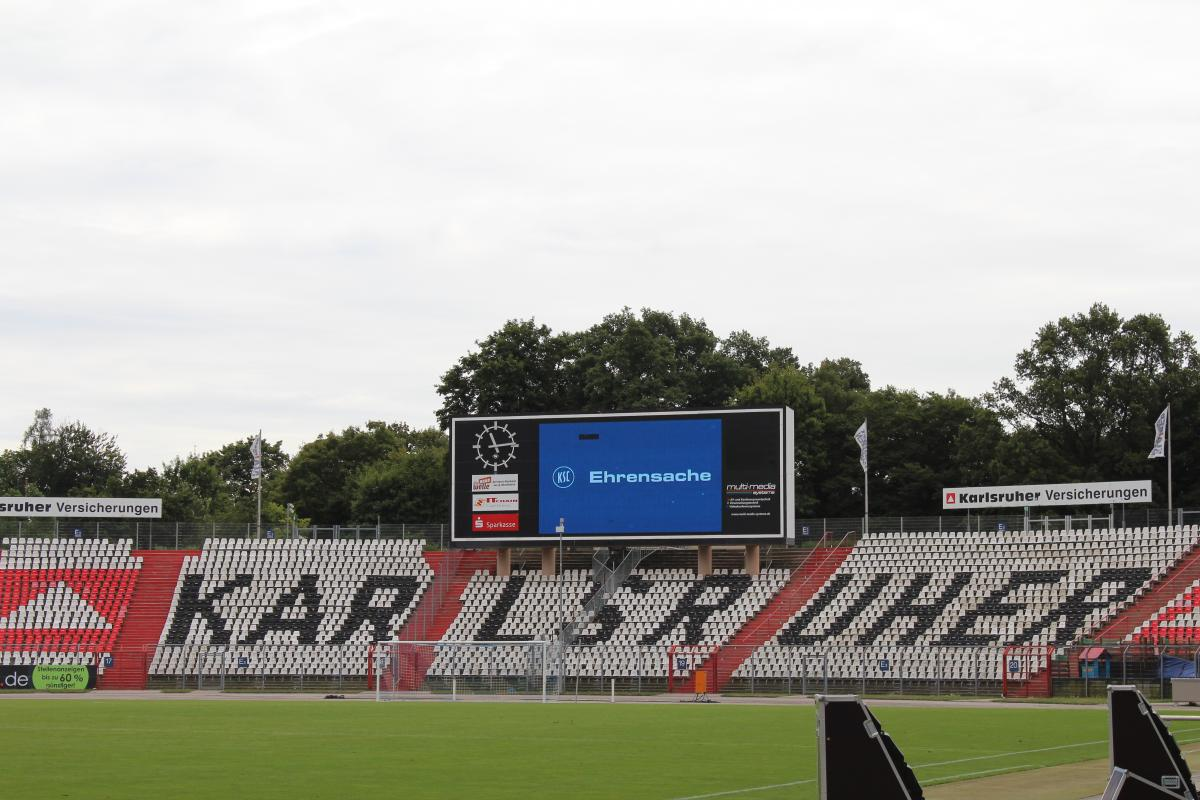 Supporters Karlsruhe