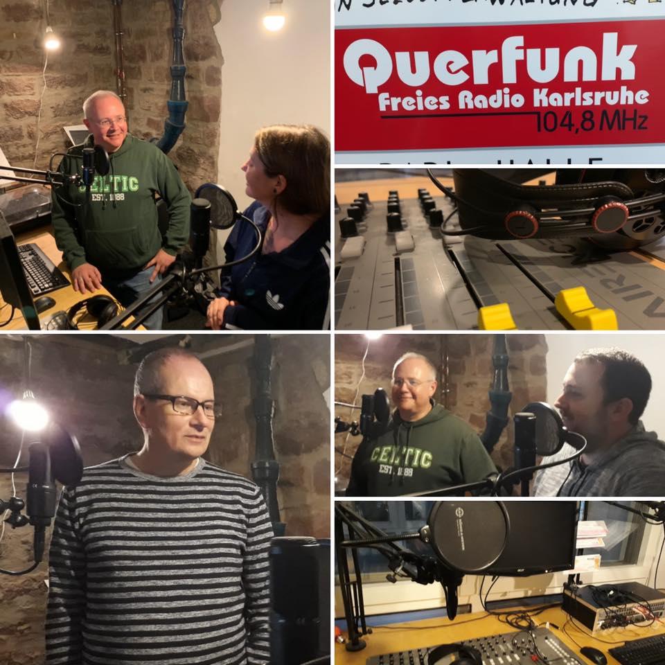 Querfunk Interview mit Martin, Marco und Nina am 01.11.18